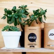 Joco Cup tasse à emporter verre - Green