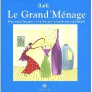 Livre LE GRAND MENAGE de RAFFA