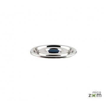 Couvercle inox rond 400ml - ONYX