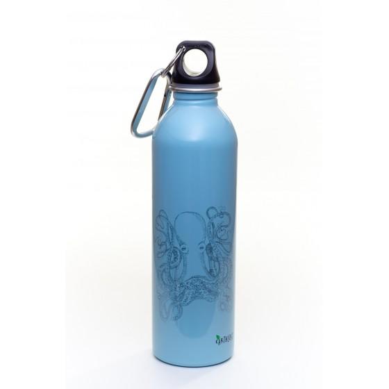Gourde inox 600 ml HIPPOCAMPE