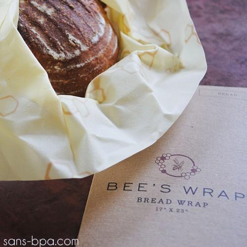 emballage bee 39 s wrap pain original sans. Black Bedroom Furniture Sets. Home Design Ideas