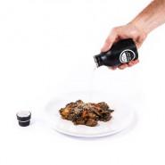Gourde bidon verseur 250 ml - Noir
