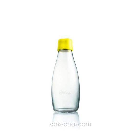 Gourde verre 300 ml AZUR