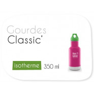 Bouteilles isothermes 350 ml