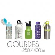 Gourdes 250 - 400 ml