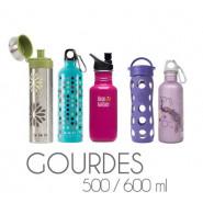 Gourdes 500 - 600 ml