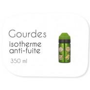 Gourdes isothermes 350 ml