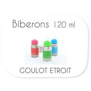 Biberons 120 ml GE