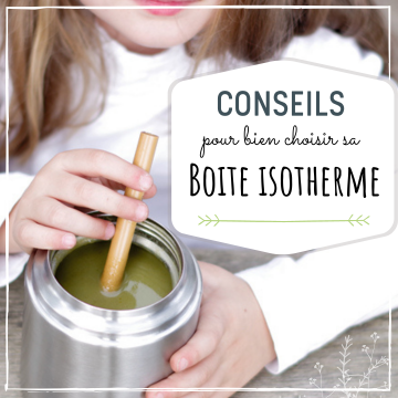 Conseils boites isothermes